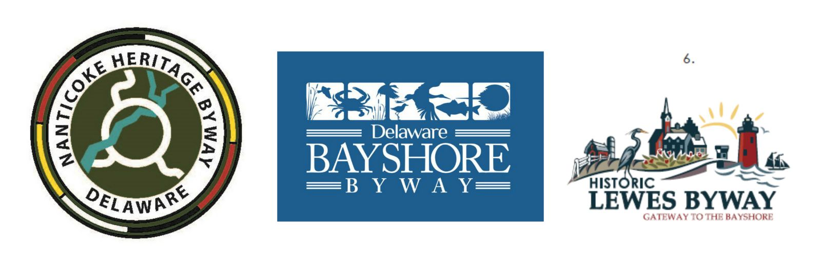 Lewes byway bayshore byway nanticoke heritage byway southern delaware tourism