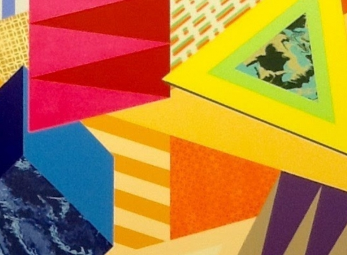 Geometric Abstractions - Works by Jack Knight