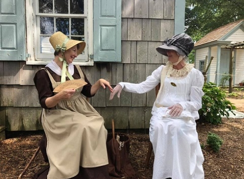 Victorian First Fridays at The Lewes Historical Society