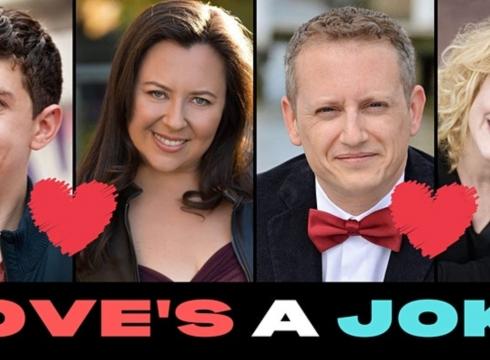 Love's A Joke!