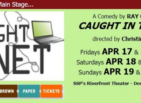 SSP presents CAUGHT IN THE NET