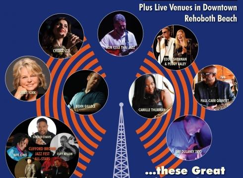 True Blue Jazz Fest