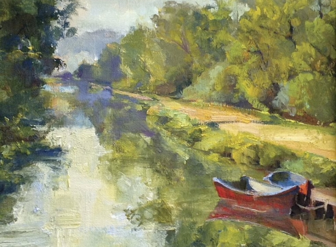 Plein Air Oil Painting: Color and Composition with Jacalyn Beam