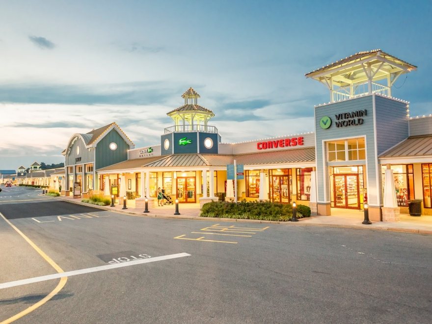 Tanger Outlets Rehoboth Beach