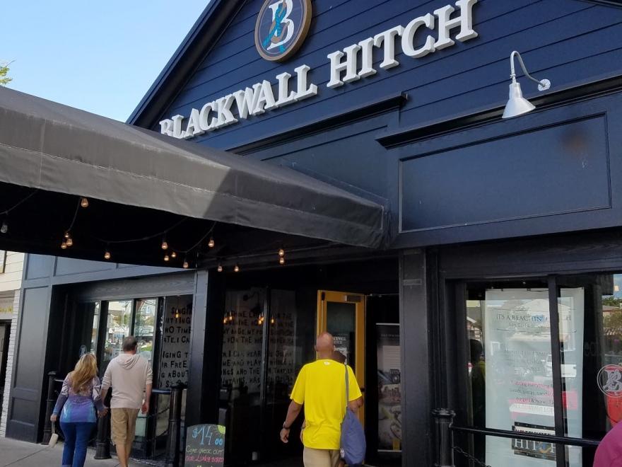 Blackwall Hitch