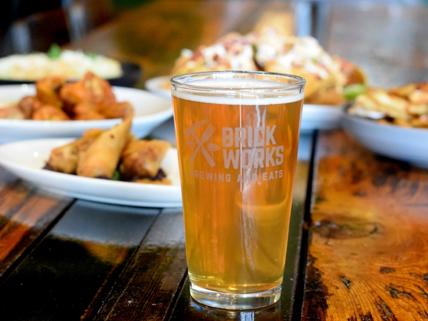 Brick Works Brewing and Eats