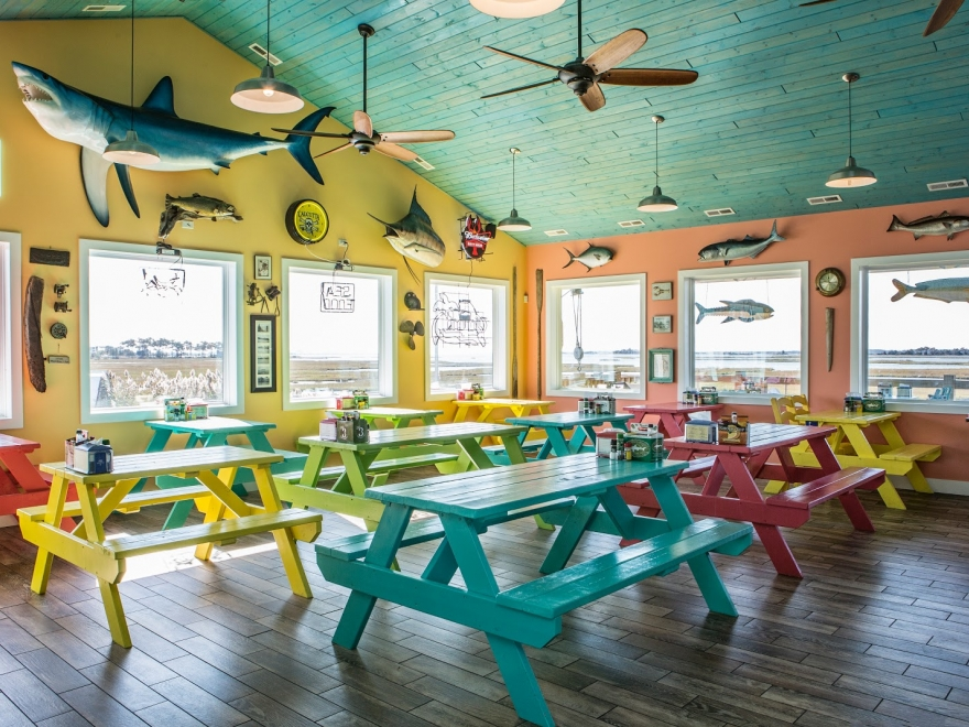 Captain Mac's Fish House & Seafood Market