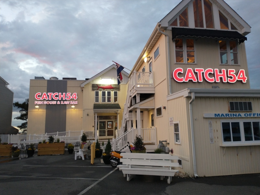 Catch 54