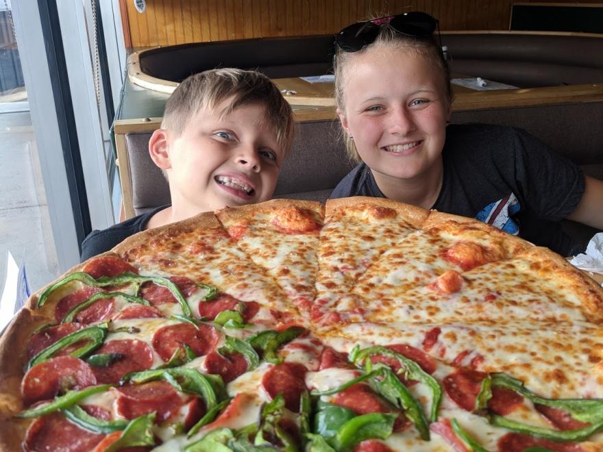 Delmar Pizza