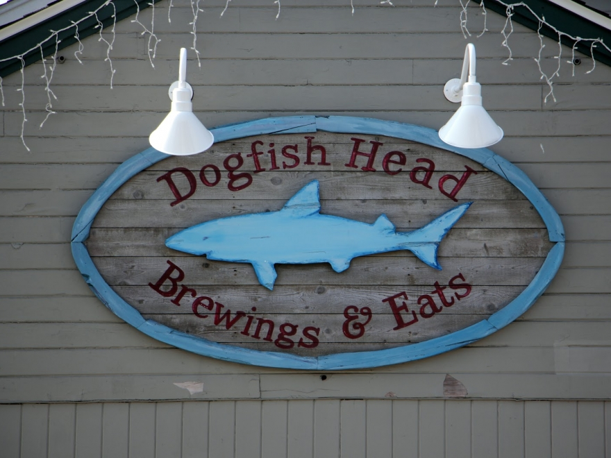 Dogfish Head Brewings & Eats