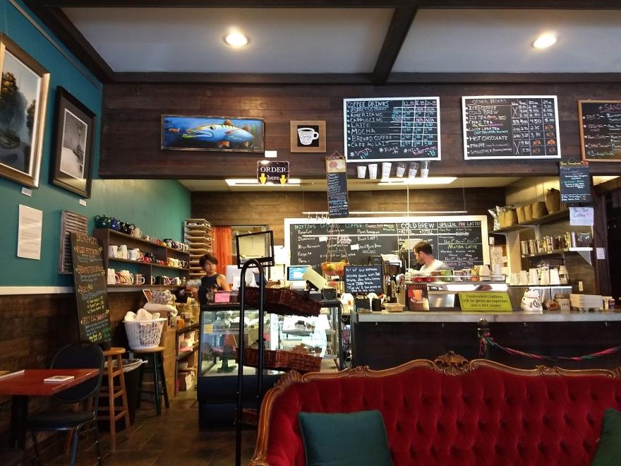Drifting Grounds Coffee House