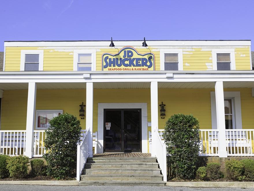 J D Shuckers