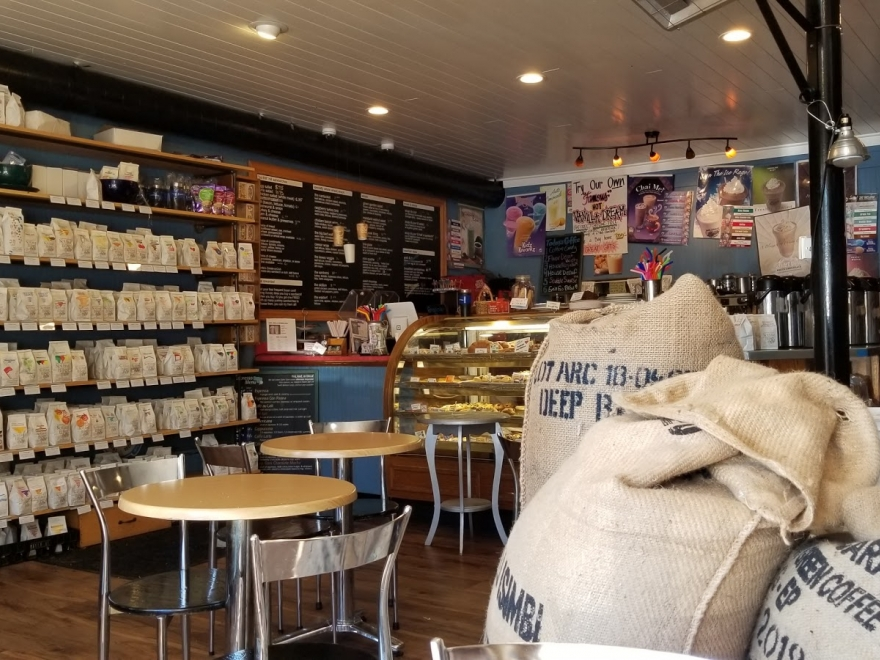 Notting Hill Coffee Roastery