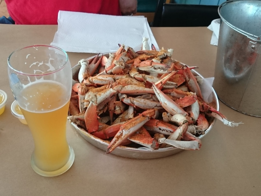 Mickey's Family Crab House