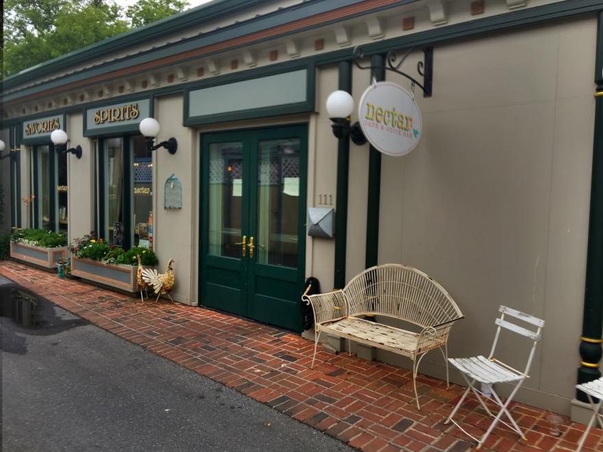 Nectar Cafe & Juice Bar