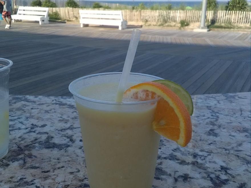 Sand Crab Beach Bar