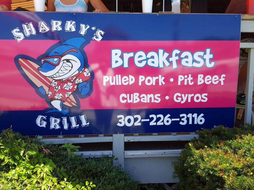 Sharky's Grill & BBQ