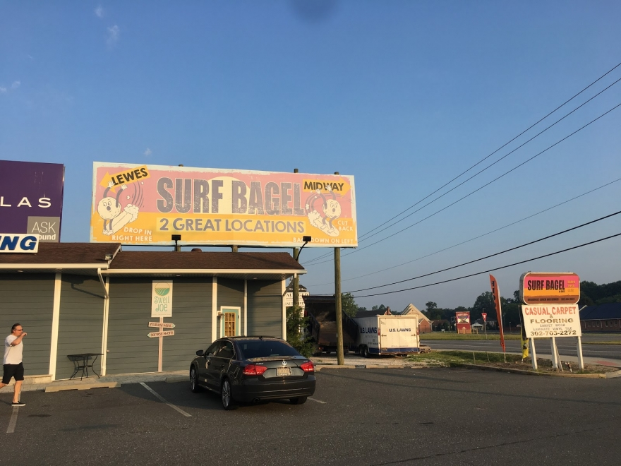 Surf Bagel Restaurant