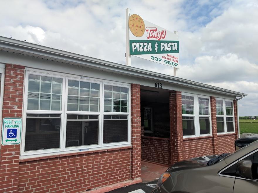 Tony's Pizza & Pasta