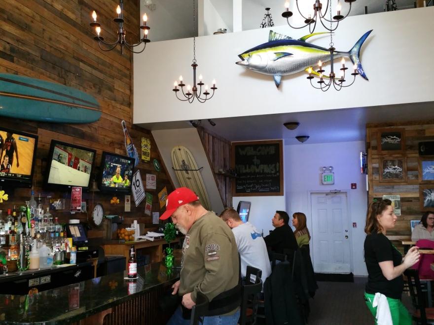 Yellowfin's Bar & Grill