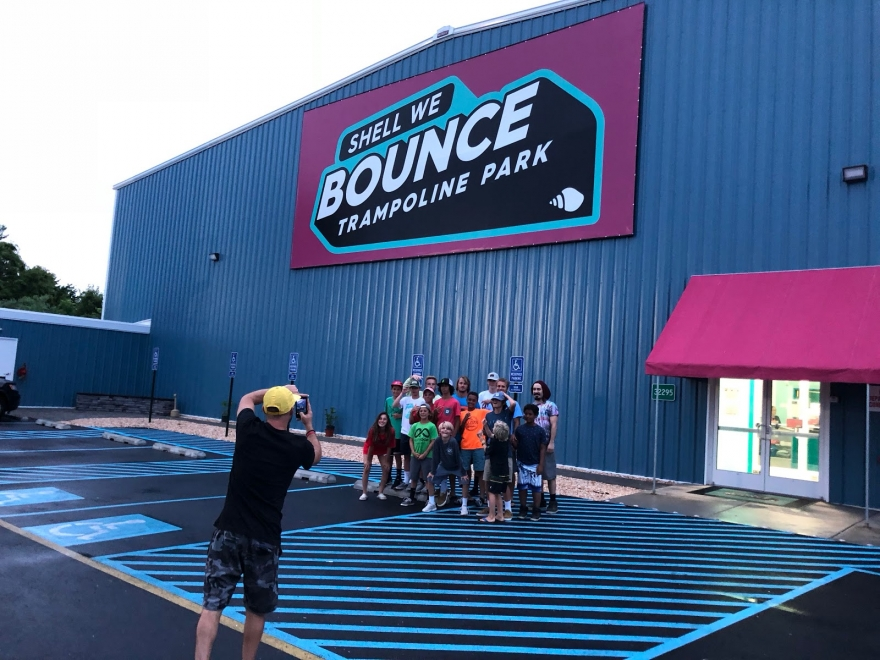 Shell We Bounce Trampoline Park