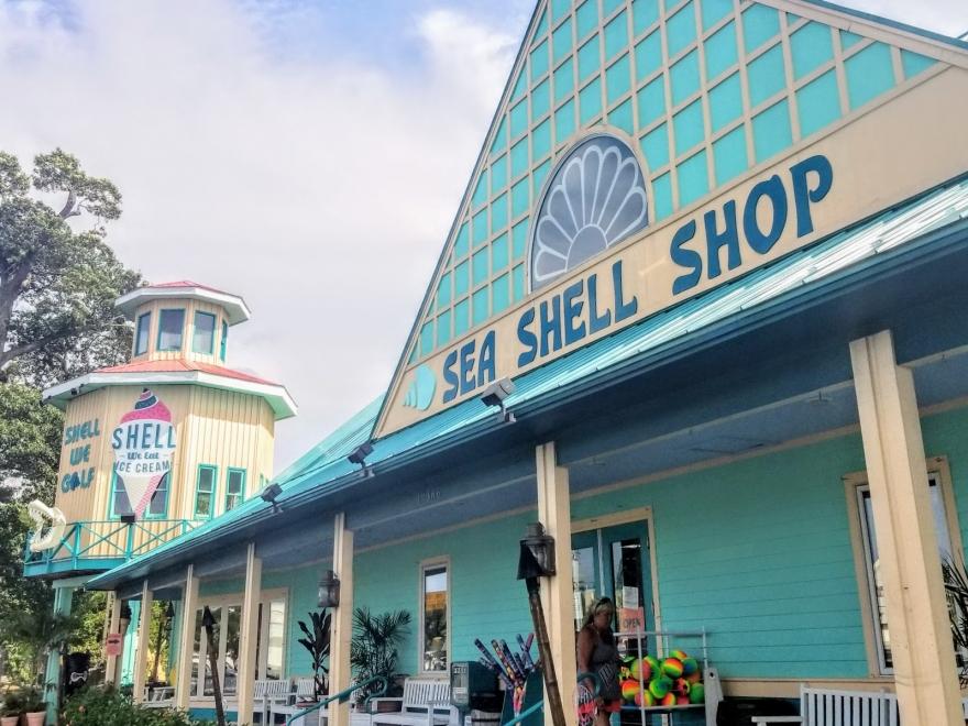 Shell We Golf