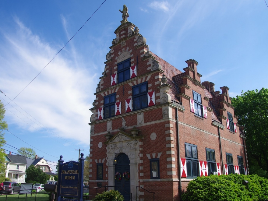 The Lewes Historical Society