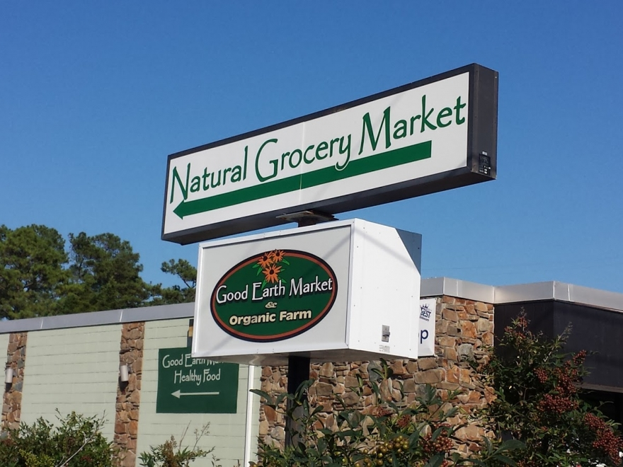 Good Earth Market & Organic Farm
