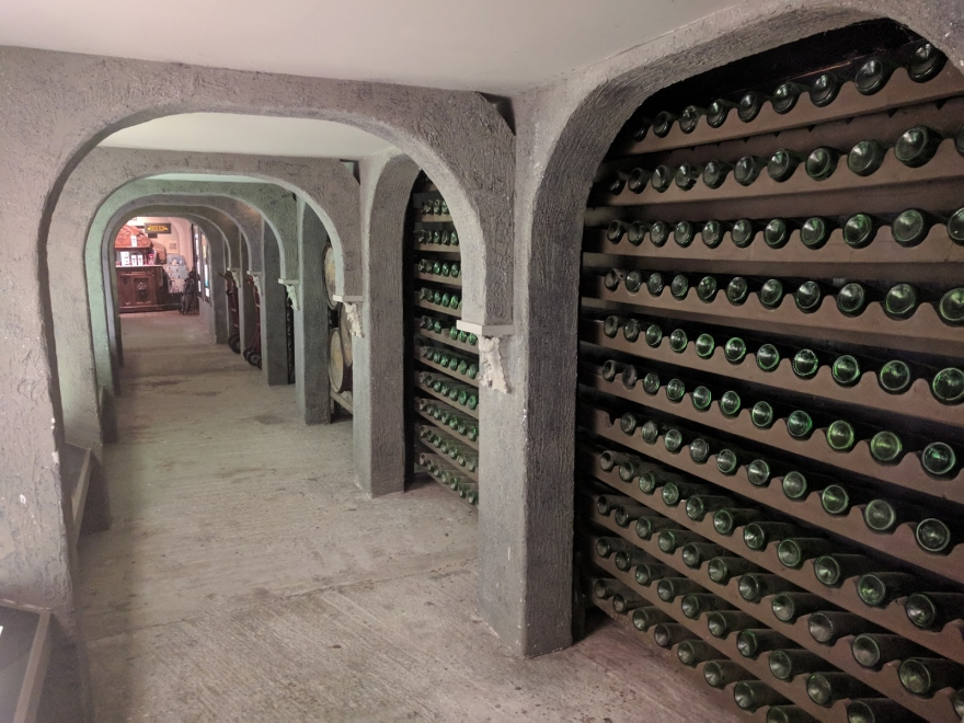 Nassau Valley Vineyards-Winery