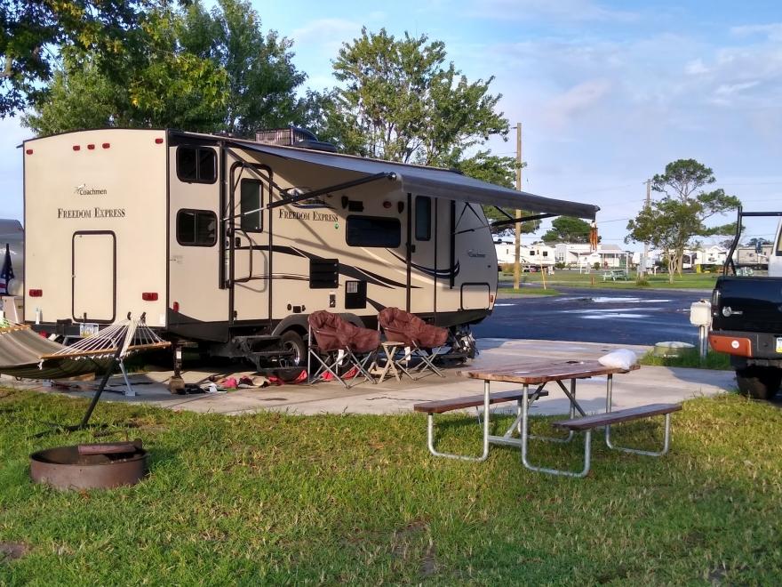 Treasure Beach RV Park & Campground