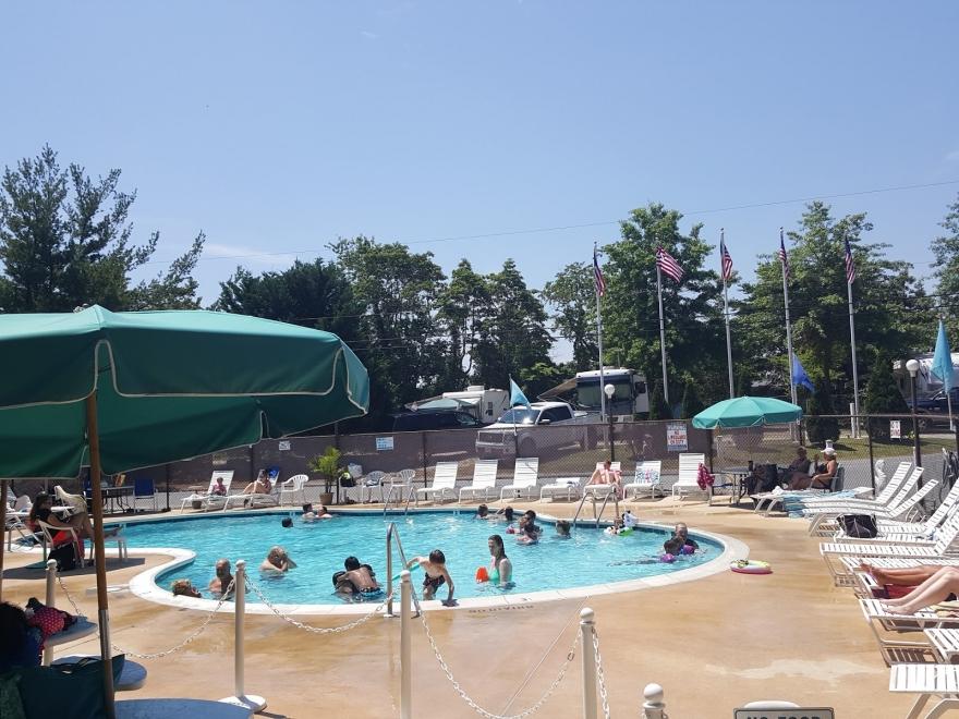 Big Oaks Campground