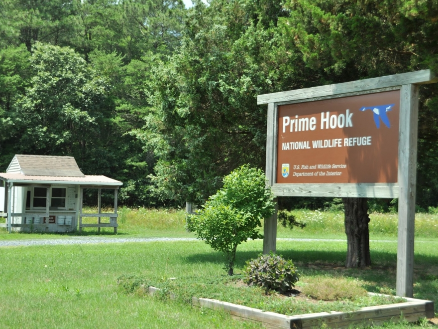 Prime Hook National Wildlife Refuge Admin Building And Visitor Contact Station