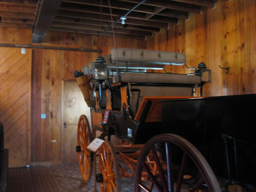 Marvel Carriage Museum
