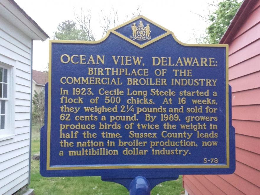 Ocean View Historical Complex