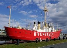 Lightship Overfalls