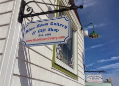 Blue Room Gallery and Gift Shop