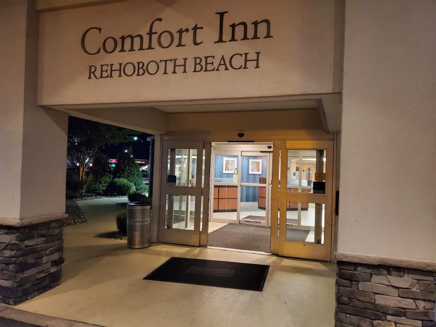 Comfort Inn Rehoboth Beach