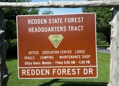 Redden State Forest