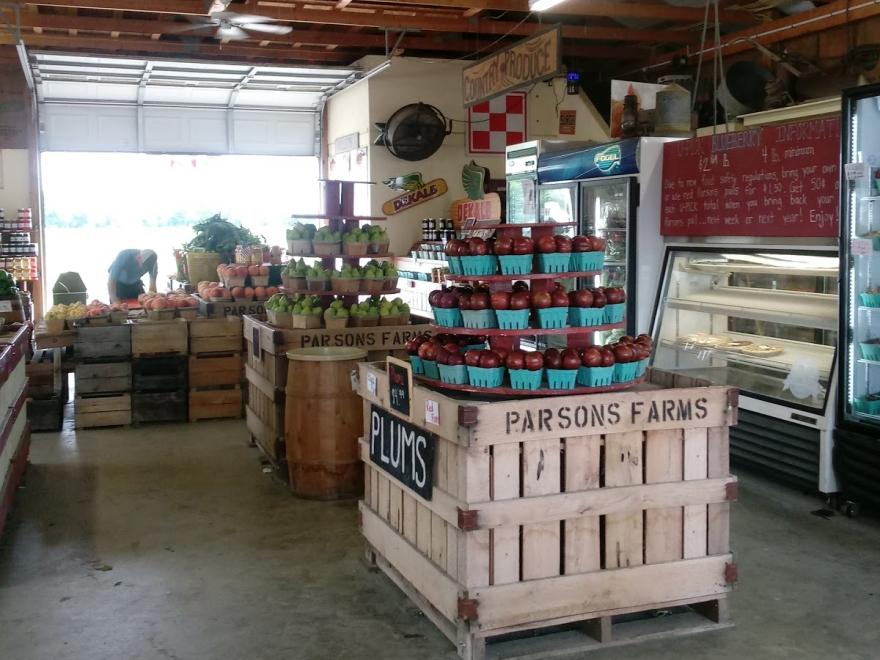 Parsons Farms Produce