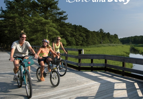 Bike and Stay in Southern Delaware!