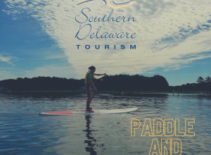 Paddle and Stay in Southern Delaware!